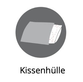 Kissenhülle icon