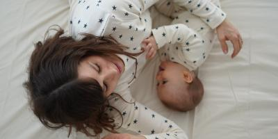 In bed with Blog Nouveau Parent